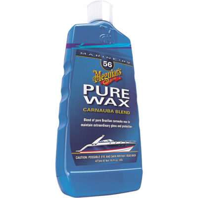 Boat / RV Pure Wax 473 ml – Meguiar's
