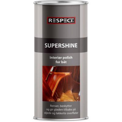 Supershine Teak rens/polering – Respect