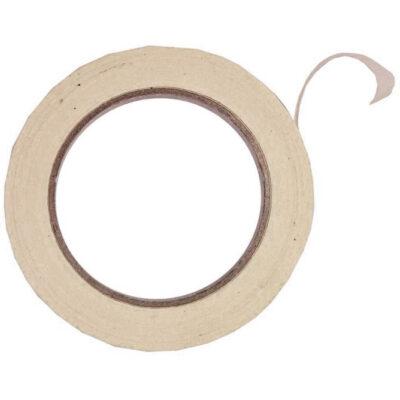 Maskeringstape, 25 mm, offwhite