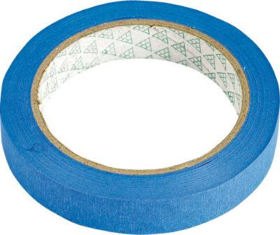 Maskeringstape, blå, 19 mm